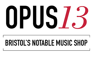 Opus 13 - Bristol's notable music shop